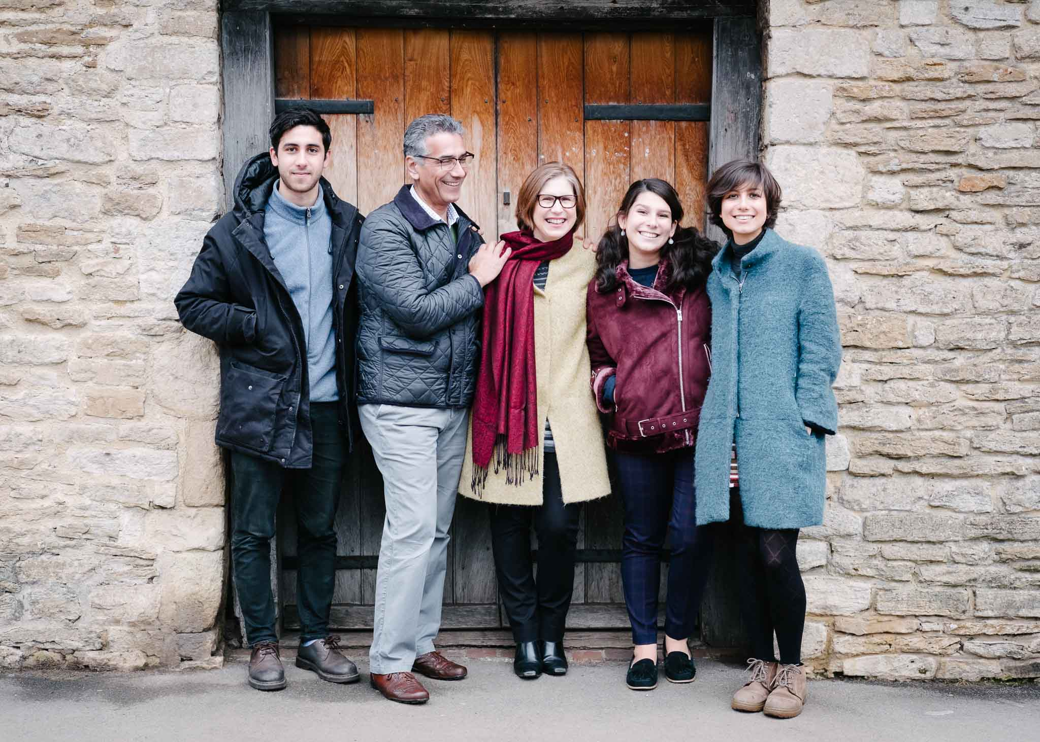 Family photo session Lacock Wiltshire