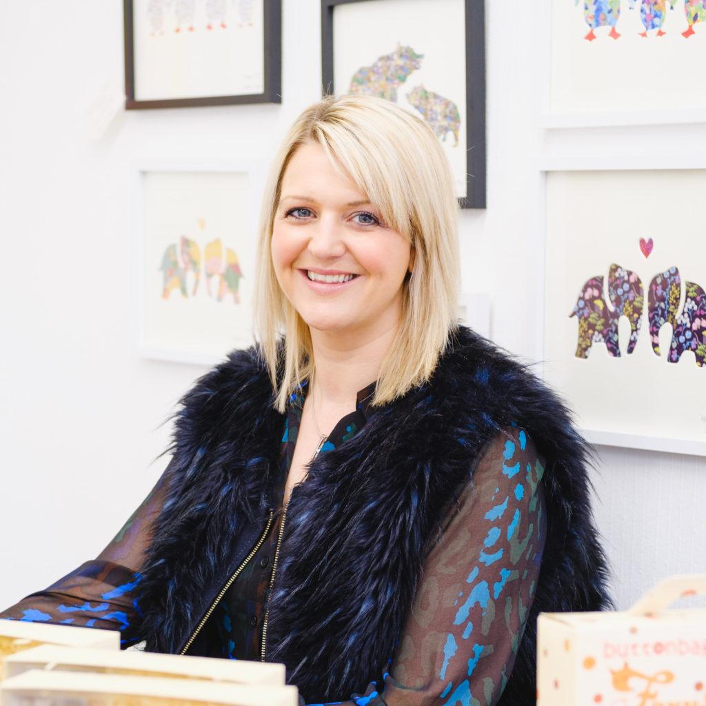 Personal branding photo of Bath based Art Centre Director