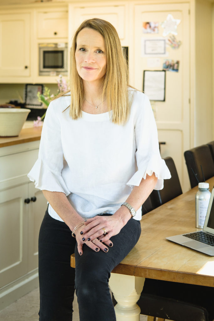Personal branding photo of creative business female exec
